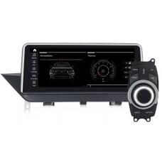 Штатная магнитола Roximo RW-2704QD для BMW X1 E84(2009-2015) для комплектации без штатного дисплея, iDrive в комплекте