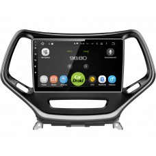 Штатная магнитола CarDroid RD-2202F для Jeep Cherokee (Android 8.0)
