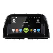 Штатная магнитола CarDroid RD-2410F для Mazda CX-5 (Android 9.0) DSP
