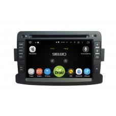 Штатная магнитола CarDroid RD-3001D для Renault Duster, Sandero, Logan 2 (Android 8.0) DSP