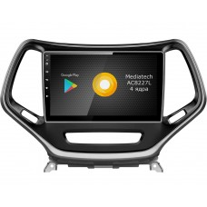 Штатная магнитола Roximo S10 RS-2202 для Jeep Cherokee (Android 8.1)